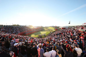 Ryder Cup at Whistling Straits Golf Course